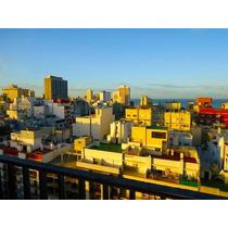 Alquilo Depto. Mar Del Plata. Zona Plaza Colón. Vista Al Mar