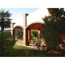 Alquilo Hermosa Casa Quinta - San Rafael - Mza.