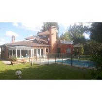 Casa Con Piscina, 4 Dormitorios, 4 Baños, Parrilla, Quincho