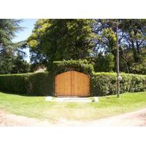 Quinta En Alquiler Temporario Tel-4293-1348 Cel-15-6511-6499