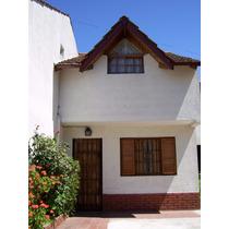 Duplex 3 Amb 6/7 Pers,tvc,patio, Parrilla, Espacio De Auto.
