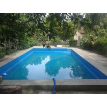 Alquiler Casa Quinta Pileta Día,finde, Semana, Mes. Castelar