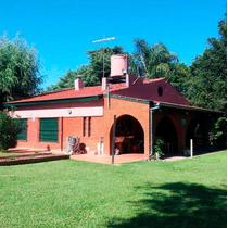 Quinta Alquiler Temp Paso Del Rey Moreno - Edison 2400 Amb