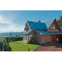 Casa Sobre Costa Lago N Huapi Bariloche Dina Huapi