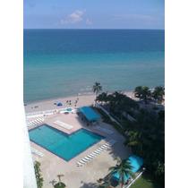 Departamento En Miami Al Lado Del Mar Playa Privada