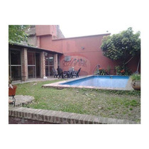Casa Lote 360 Mts2 + Jardin,pileta,cochera 5 Am