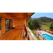 Cabaña En Villa General Belgrano 4 Estrellas Para 6 Personas