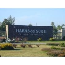 Lote En Haras Al Sur Ii La Plata