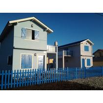 Duplex, Dos Dormitorios, Dos Baños, Living, Terraza Al Mar.-