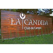Lote En La Candida Club De Campo- Berazategui