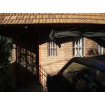 Alquilo-santa Teresita Duplex -o Venta O Permuta