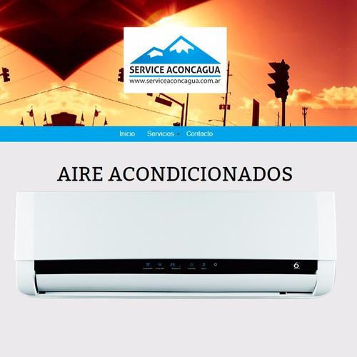 Instalador Aire Acond Caseros Heladeras Lavarropa