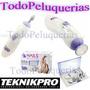 Kit Nails Beauty Teknikpro * Mini Torno De 9 Piezas A Pilas