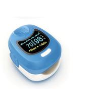 Saturometro Oximetro Pediatrico/niños C/ Bateria Recarg Inc