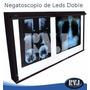 Negatoscopio De L E D Doble J V R®