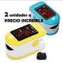 2 Oximetro Digital Saturometro +estuche+correa Oferta