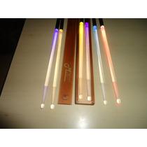 Palillos Luminosos - Baquetas Con Luz