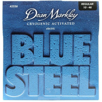 Cuerdas Guitarra Dean Markley Blue Steel 2556 Regular 10-56