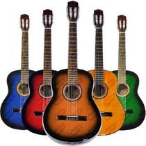 Guitarras Criolla De Colores /orellano (musica Virreyes)