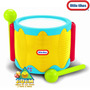 Tambor Bombo Tap-a-tune Drum Little Tikes Mira Video! Jiujim