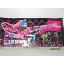 Monster High Guitarra Electrica Infantil