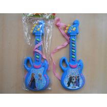 Guitarra Infantil Musical Frozen+ Pilas.30cm