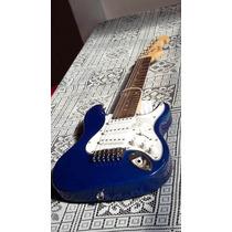 Combo Niño Guitarra Electrica Midland 3 Mic