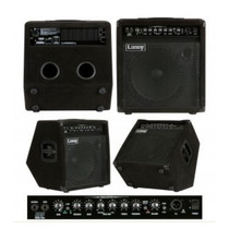 Amplificador Laney Combo Bajo Richter 120w 1x12 Trap