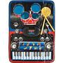 Alfombra Musical Rock Band 2 En 1 Batería Piano Mp3 2 Jugad