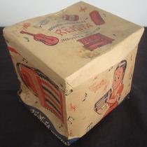 Acordeon Re Mi Fa Vintage Antiguo Industria Argentina 50 60