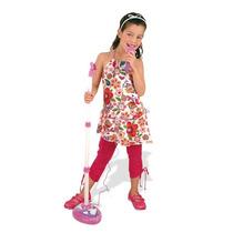 Juguete Microfono Ditoys Princesas Disney - Karaoke