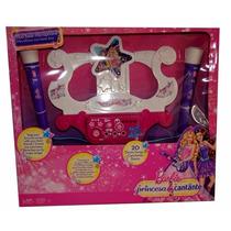 Micrófono Dúo Popstart Barbie