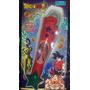 Micrófono De Mano C/luz Y Melodía Dragon Ball -star Wars!