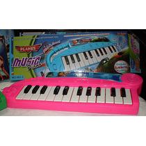 Mini Piano De Frozen Y Planes