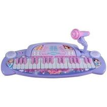 Organo Encantado Electronico Princesas Disney Con Luz Ditoys