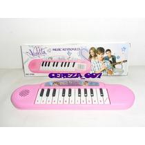 Teclado Piano De Violetta