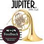 Jupiter Jhr 754l - Corno Bb, Valvulas Fosforadas