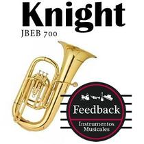 Knight Jbeb 700 - Tuba Eb, 3 Pistones, C/estuche