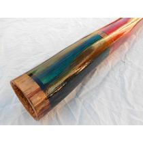 Didgeridoo Recto De Pita (a Todo Color!!)