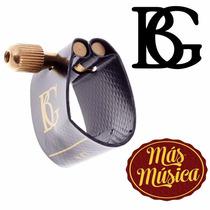Bg Lfa Abrazadera Flexible Saxo Alto - Incluye Cubre Boquill