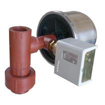 Control Automático C/esfera Y Presostato P/bombas Rowa Etc.