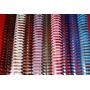 Espiral Plastico Para Encuadernacion Nº 50 Pte. X 9 Unid.
