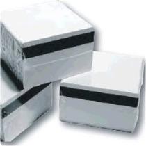 Pack 100u Tarjetas Pvc Para Epson Con Banda Magnética Hico