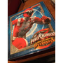 Carpeta Power Rangers Operation Overdrive Escolar Num 3