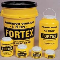 Adhesivo Vinilico / Cola Vinilica Fortex A-20 X 24 Kg.