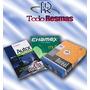 10 Resmas Autor - Boreal - Chamex A4 75 Gr Consulte Envíos.