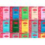 Papel A4 Inkjet 120gm Vivaldi Colores Varios 10paq X10hj