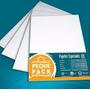 Papel Opalina Texturado 190gr A3 X 10 Hermosos Diseños
