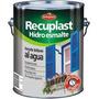 Hidro Esmalte Acrilico Al Agua De 1lt Recuplast Sinteplast