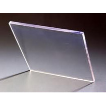 Policarbonato Compacto 4 Mm Cristal Placa De 1,22x2,44mts